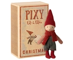 14-0491-00 Pixy elf in box fra Maileg - Tinashjem