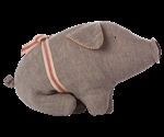 Maileg / Gris / Pig grey / Small