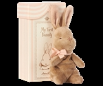 Maileg / My First Bunny in box / Rose