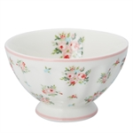 Abigail White French Bowl medium fra GreenGate -Tinashjem