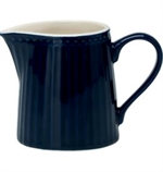 GreenGate / Alice Dark Blue / Creamer