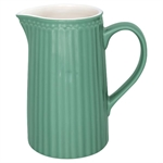 Alice Dusty Green kande 1,0 liter jug fra GreenGate - Tinashjem