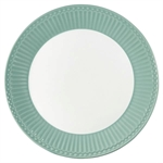 Plate Alice Dusty Mint fra GreenGate - Tinashjem