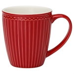 GreenGate / Alice Red / mug