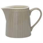 GreenGate / Alice Warm Grey / Creamer