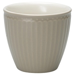 GreenGate / Alice Warm Grey / Latte Cup