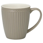 GreenGate / Alice Warm Grey / mug