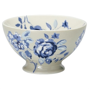 GreenGate / Amanda Dark Blue / soup bowl 15 cm