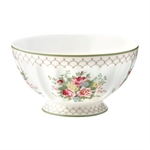 Aurelia White french bowl XL fra GreenGate - Tinashjem