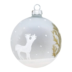 GreenGate / Ball Glass Josephine deer / gold