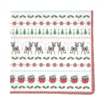 GreenGate / Bambi White / servietter small