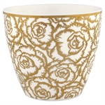 Blossom Gold / Latte Cup