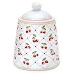 Cherie White sugar pot fra GreenGate - Tinashjem