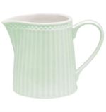 GreenGate / Alice Pale Green / Creamer