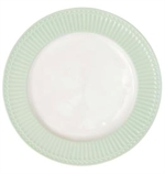 GreenGate / Alice Pale Green  / Dinner Plate