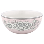 GreenGate / Ella Pale Pink / Cereal bowl 14 cm