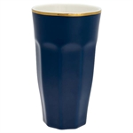 French latte dark blue with gold fra GreenGate - Tinashjem