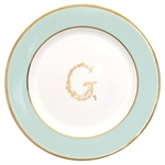 GreenGate / G Mint / plate small 15 cm