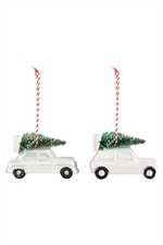 House Doctor ornament Car