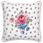 GreenGate / Cushion Hailey White / pieceprinted