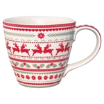 GreenGate / Ivy White / mug