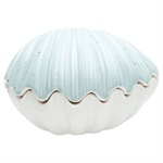 Jewelry box conch pale blue small fra GreenGate - Tinashjem