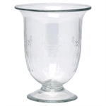 GreenGate / Jill Clear small / Votive on foot