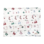 Jingle Bell white placemat fra GreenGate - Tinashjem
