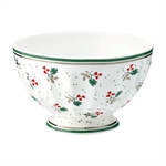 Joselyn White french bowl medium 10 cm fra GreenGate - Tinashjem