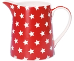 GreenGate / Star Red / Kande 0,5 liter