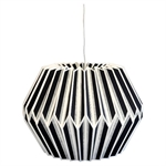 Lampshade black / Medium