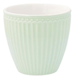 GreenGate / Alice Pale Green  / Latte Cup