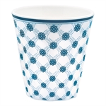 GreenGate / Lolly Blue Melamine / mug