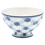 GreenGate / Lolly Blue/ French bowl 10 cm medium
