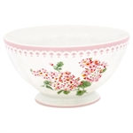 French bowl XL Luna White fra GreenGate - Tinashjem