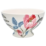 GreenGate / Magnolia White / soup bowl 15 cm