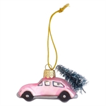 GreenGate / Car Glass Marley Pale Pink / Small