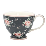 GreenGate / Marley dark grey / teacup