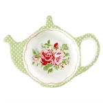 Mary White tea bag holder fra GreenGate - Tinashjem