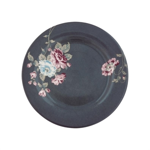 GreenGate / Maude Dark Grey / Plate