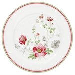 GreenGate / Meadow White / Plate