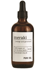 Pure oil 100 ml. Meraki  - Tinashjem