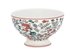 Miley White snack bowl fra GreenGate - Tinashjem