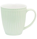 GreenGate / Alice Pale Green  / mug