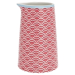 GreenGate / Nancy Red / Kande 0,4 liter