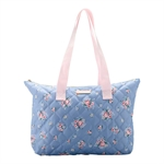 Nicoline Dusty Blue bag small fra GreenGate - Tinashjem