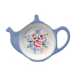 Nicoline Dusty Blue teabag holder fra GreenGate - Tinashjem