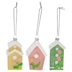 Ornament house pastel mix fra GreenGate - Tinashjem