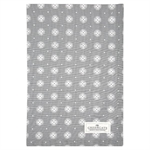 Saga Warm Grey tea towel fra GreenGate - Tinashjem