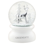 Snowglobe White Small